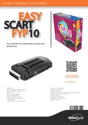 Digiquest FYP 10 RICD1145 Leaflet