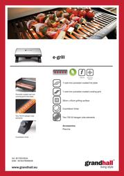 Grandhall Argon 227 B04516120A User Manual