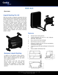 CoolIT ECO ALC ECO-R120 User Manual