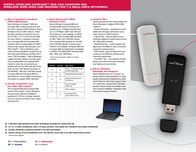 Sierra Wireless Compass 889 889 Leaflet