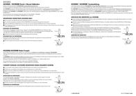 Korg MS2000B Leaflet
