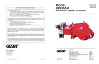 Giant Yogurt Maker GP8155-R User Manual