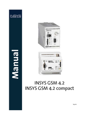 Insys GSM 4.2 Compact 11-02-01-03-04.002 User Manual