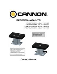 Cannon 1904032 User Manual