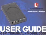 L-3 Communications Aydin Corporation 6000-8501900 Benutzerhandbuch