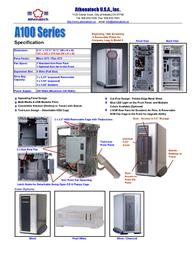 Athenatech A100BB.270 Leaflet