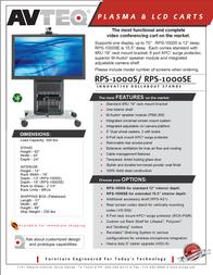 Avteq RPS-1000S-E Leaflet