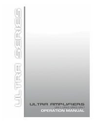 Emotiva UPA-5 User Manual