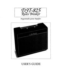 ART dst 825 User Guide