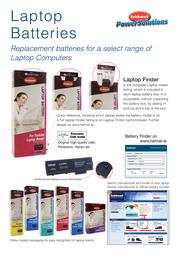 Hahnel LT-HP1060 10091120 Leaflet