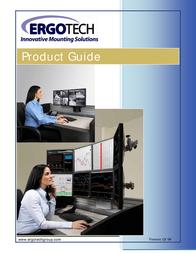Ergotech Group 100-F16-B01 User Manual