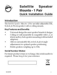 Siig 04-0600B User Manual