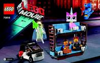 Lego Movie LEGO® MOVIE 70818 DOPPELDECKER COUCH 70818 Data Sheet