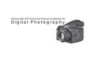 Mamiya 645 AFD User Manual
