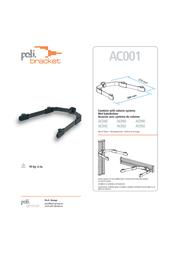 Poli Bracket AC001 Leaflet