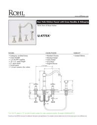 Perrin U.4775X Leaflet