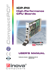 Inova ICP-PII User Manual