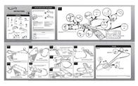 Mattel Hot Wheels 10 in 1 Track Set Y0267 Leaflet