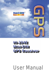 Haicom mini-din User Manual