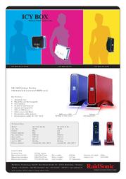 Zonet IB-360U-R-RL Leaflet