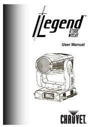 Chauvet LEGEND 1200E User Manual