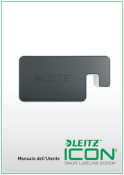 Leitz Icon 70010000 User Manual