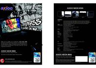Axioo Neon MNN 2012 MNN.2.012 Leaflet