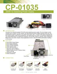 iStarUSA CP-01035 Leaflet