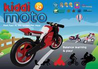 Kiddimoto Scrambler 210 User Manual