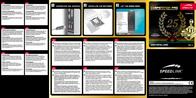 Speed-Link COMPETITION PRO SL-6603-GOLD Leaflet