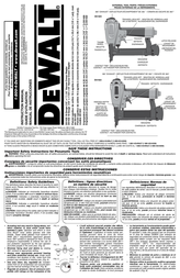 DeWALT D51420 User Manual