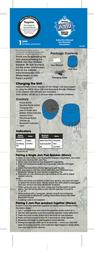 HMDX HX-P240 HX-P240GY Leaflet