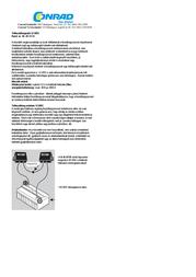Kemo Car Voltage Spike Protector M168 Leaflet