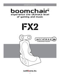 Lumisource FX2 User Manual