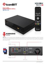 iconBIT XDS111K Leaflet