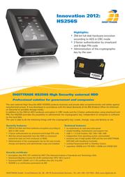 Digittrade HS256S 240GB DG-HS256S-240SSD Leaflet