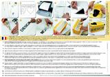 Oracover Chrome Foil Design Easyplot 50-090-B プリント