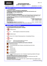 Mibenco Liquid rubber coating Colour Orange (matt) 73122008 1 l 73122008 Data Sheet