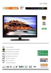 MyTV TL24 Leaflet