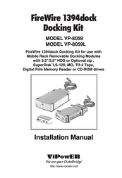 ViPowER VP-8059 User Manual