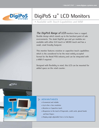 digipos 400a Specification Guide
