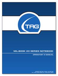 TAG 20 Series User Manual