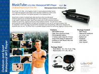 Lavod LFA-299x-MusicTube 4G LFA-299X-MUSICTUBE 4G Leaflet