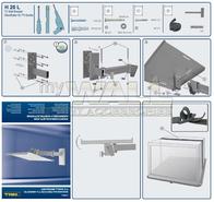 myWall H 20 S Data Sheet