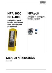 Gigahertz Solutions MK60-3D -Analyser, Electric smog meter, 930-236 Data Sheet