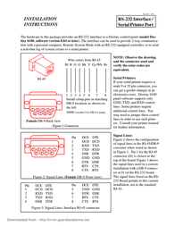 Guardian Technologies K1148-X 4/98 Leaflet