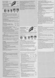 ASSMANN Electronic Digitus Bluetooth Headset DN-3011M Leaflet