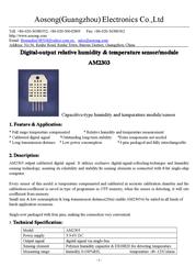 Adafruit DHT22 385 User Manual