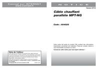 Nexans 84175790 Connection Cable Black 84175790 Data Sheet