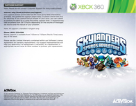 Activision 47875841512 User Manual